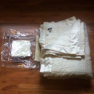 Ralph Lauren Home Down Alternative Twin Blanket